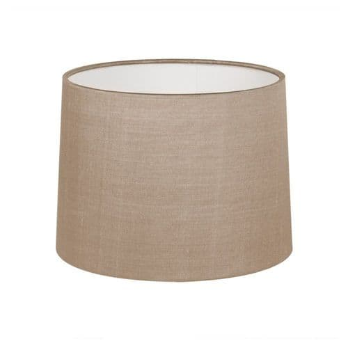 Astro 5013003 Tapered Drum 135 Oyster Silk Shade